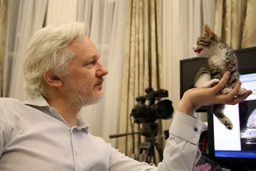 Swedish Prosecutor Drops 7-Yr-Old Rape Probe Against WikiLeaks Founder Assange