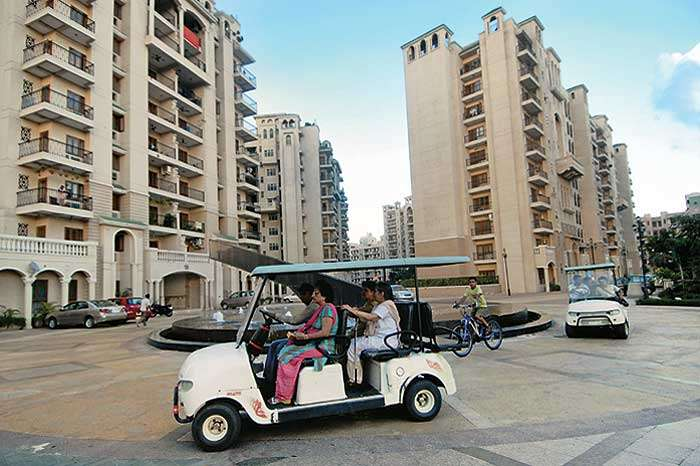 Shortage of 187.80 Lakh Dwelling Units in Urban Areas