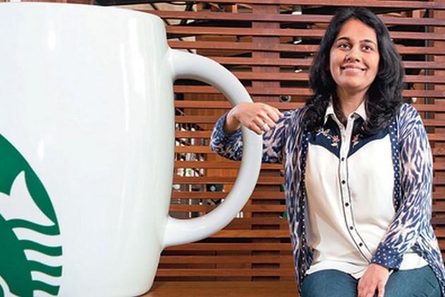 Starbucks' Indian CEO in 'Most Groundbreaking' Women List