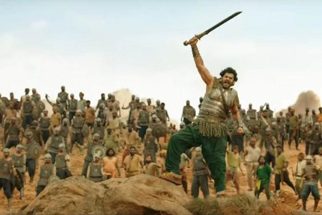 <em>Baahubali 2</em> Trailer Shows Prabhas in a Bloodied Avatar