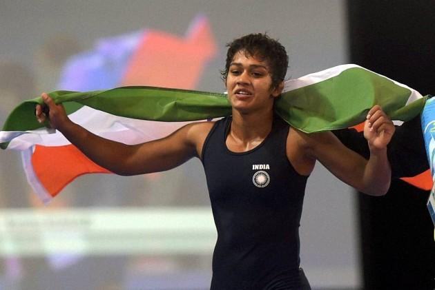 Wrestlers Babita and Yogeshwar Bring More CWG Gold for India
