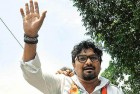 Watch: Babul Supriyo Gets Attacked By 'TMC Supporters'