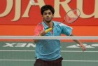 Shuttler Praneeth Beats Korea's Dong-keun to Enter Super Series Final at Singapore