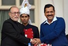 Newly Appointed LG Anil Baijal Inspects S Delhi, Emphasises on Parking Policy