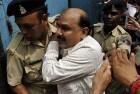 Naroda Riot Case Convict Babu Bajrangi Returns to Jail