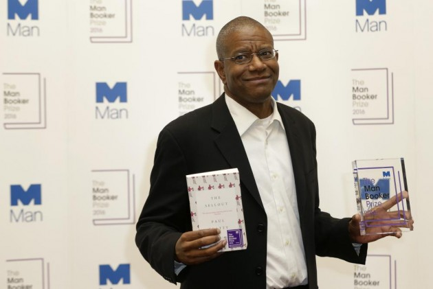 Paul Beatty Becomes the First American to Win Booker Prize