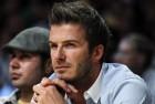 David Beckham Shaken After Car Crash in UK