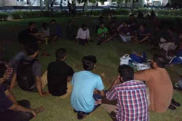 IIT Madras student allegedly thrashed for organising beef fest