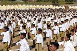 RSS-Led Institute Rambhau Mhalgi Prabodhini To Start Course For Would-Be Politicians