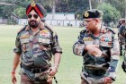 General Bikram Singh Briefs Modi on Security Situation