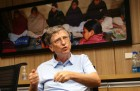 Bill Gates Funds Development Of Odour-Free Toilets For India