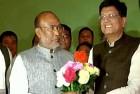 Biren Singh Sworn In As Manipur Chief Minister