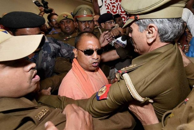 Temple priest as CM recipe for Uttar chaos?
