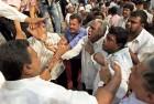 Debate Between Nilekani, Ananth Abandoned After Chaos