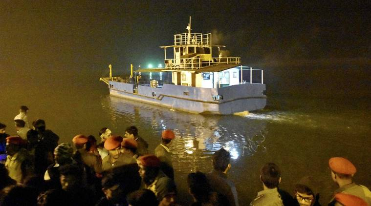 Ganges boat accident leaves two dozen dead