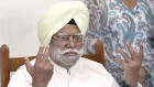 Buta Singh Gets SP Ticket From Jalore