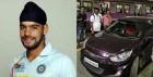 Cricketer Taken Into Custody After Driving Car Onto Railway Platform In Mumbai