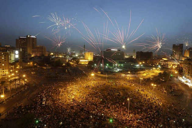 Egypt Bans <i>al-Jazeera</i> for Inciting Hatred, Sedition