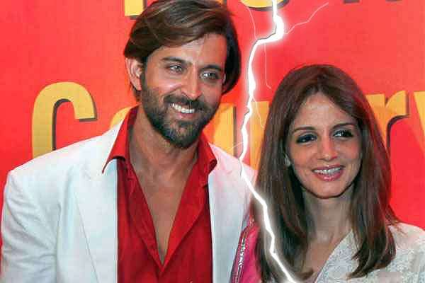 Hrithik Trashes Rumours of Rs 400 Cr Alimony Demand