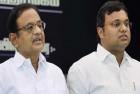 CBI Raids Residences Of Chidambaram, Son Karti Over 'Kickbacks' In INX Media Clearance