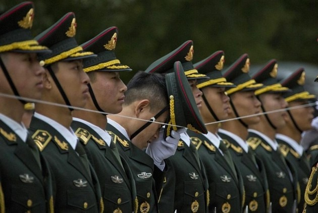 Amid Standoff, Chinese Army Conducts Live-Fire Drills in Tibet