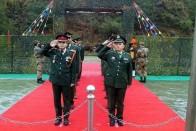 India-China Meet Underway In Leh, China Says Unaware Of Scuffle