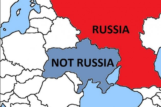 Russia-Canada Twitter War Over Russia's Map
