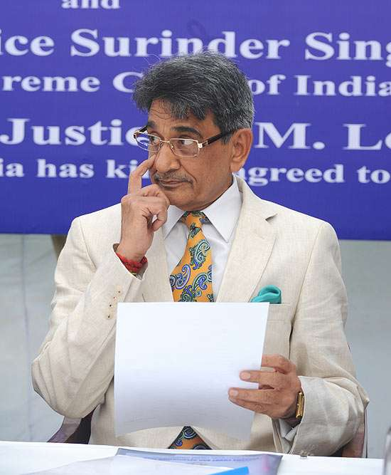 Misleading Campaign Made to Defame Judiciary: CJI