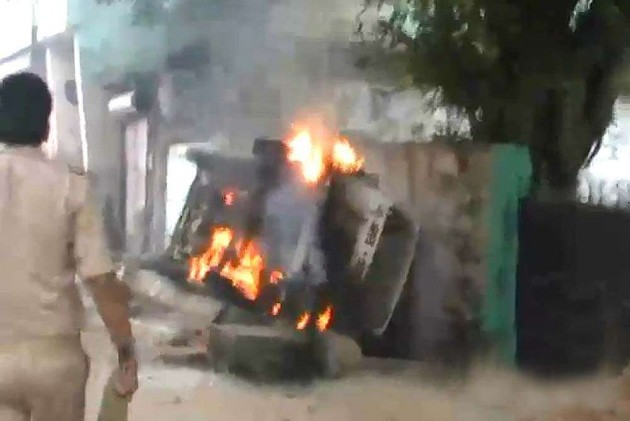 Three Killed in Violence in Saharanpur, Curfew Clamped