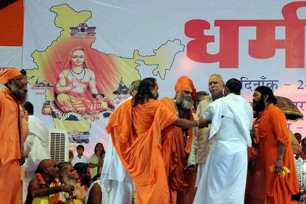 Resolution Passed Against Worshipping Sai Baba As Deity