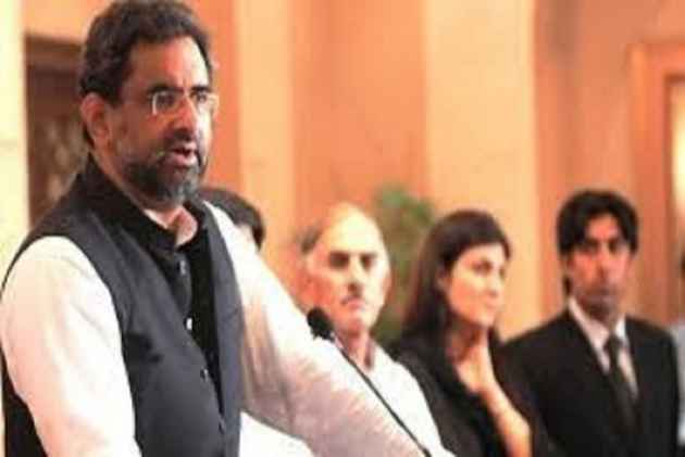 Cabinet ministers will take oath within a few days: PM Shahid Khaqan