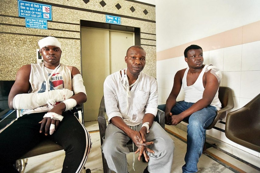 Assault on Africans: NHRC Seeks Report From Guatam Budh Nagar Admin on Police Action