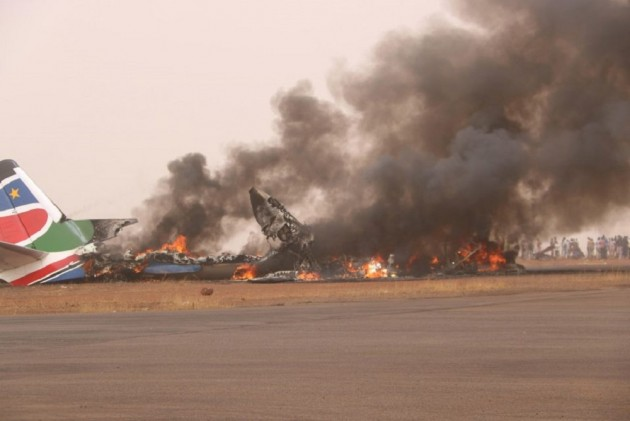 At Least 37 Injured After Passenger Jet Crash-Lands In South Sudan