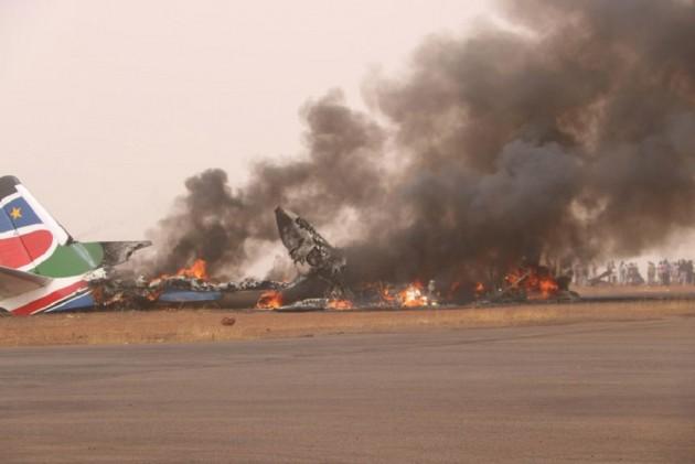 At Least 37 Injured After Passenger Jet Crash-Lands In South Sudan