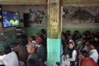 Village of Raina's Fiance Takes Holiday to Watch WC Semis