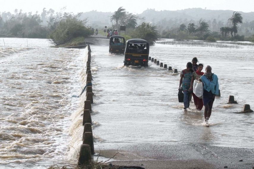 Flood Alert in 6 Odisha Districts As IMD Predicts Heavy Rain