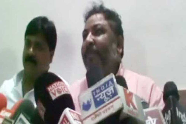 BJP sacks UP vice-president Dayashankar Singh for his remarks against Mayawati