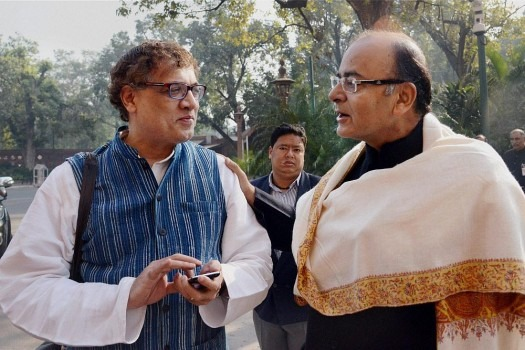 Naidu Is 'Now All India's Dearest Umpire': Derek O'Brien Joins The Acronym Game