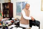 NDA Govt Fudging Data to Project High Growth: Digvijaya