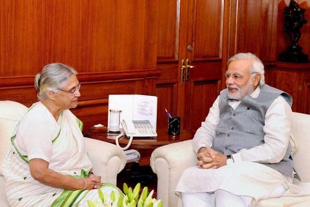 Sheila Dikshit Resigns As Kerala Governor