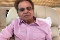 Veteran Bollywood Actor Dilip Kumar Hospitalised, Stable Now