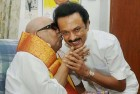 Stalin Elevated By DMK To Working President As Father Karunanidhi Recuperates