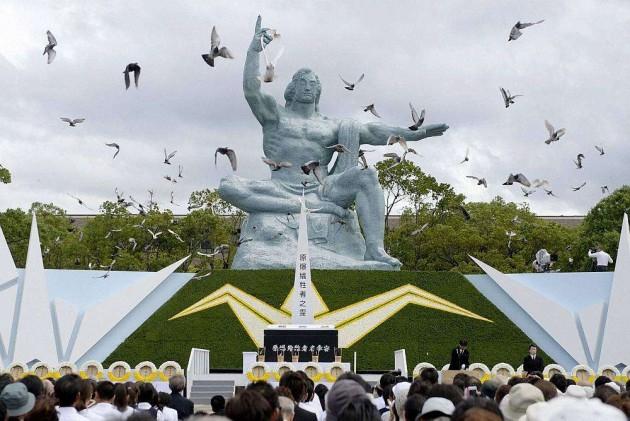 Nagasaki Marks 69th Anniversary of US Atomic Bombing