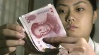 China Weakens Yuan-Dollar Rate Beyond Landmark 6.8 Level