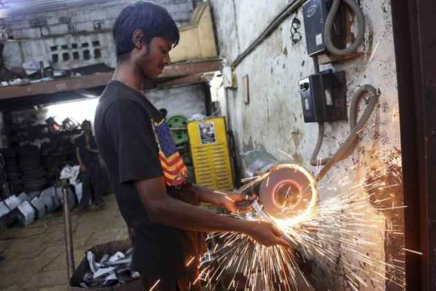 Industrial Output Enters Negative Territory, Contracts 0.1 Percent In June