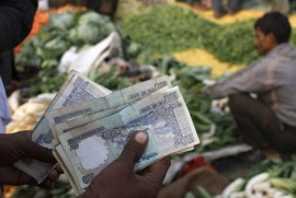 Rupee Hits One-Week High of 67.08, Gains Nine Paise
