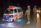 At Least 10 Dead, 40 Injured After Suicide Bomber Blows Himself Up In Lahore