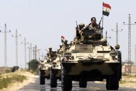 21 Terrorists Killed in Retaliatory Strikes in Egypt