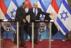 Egyptian Foreign Minister on Rare Israel Visit, Meets Netanyahu