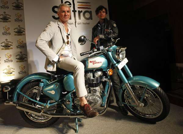 Royal Enfield Sales Up 79.99% in July